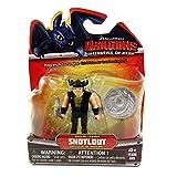 Dreamworks Dragons Defenders of Berk Mini Dragons, Wickinger Snotlout
