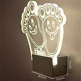 FIONADAN Die Kreative Korridor Ist Warm Und Romantisches Schlafzimmer Wohnzimmer Tv Hintergrund Wandleuchte Minimalistischen Modernen Personalisierte Gang Wand Lampd.)