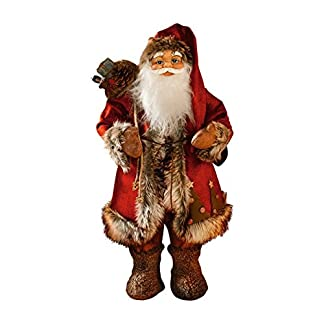'Decoración de Figura Grande papá Noel