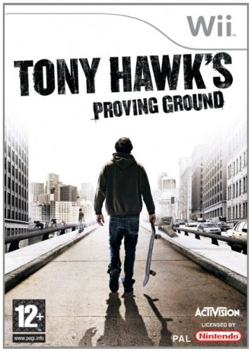 Activision Tony Hawks Proving Ground, Wii - Juego (Wii, Nintendo Wii, Deportes, T (Teen))