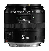 Canon - 2537A012AA - Objectif - EF 50 mm f/2.5 Macro