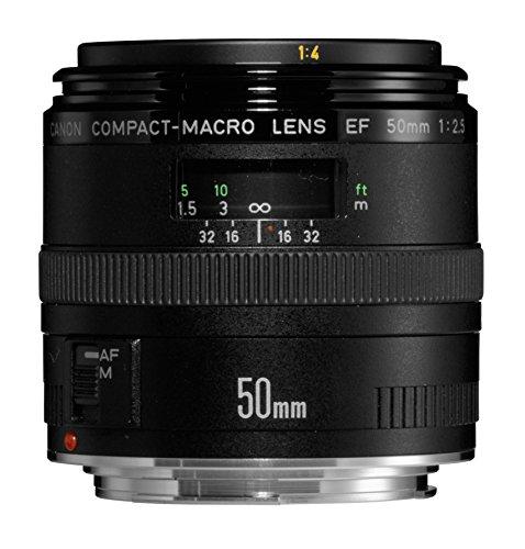 Canon EF 50mm F2.5 Obiettivo Macro