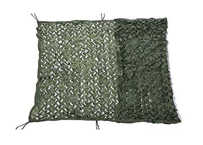 HWhome Tarnnetz, Sun Mesh Sunscreen Shade Markise Netting, Zeltstoff Plane Segel, Geeignet für Sonnenschirm-Gartendekoration, Grüne Farbe, Mehrere Größen von HWT - Gartenmöbel von Du und Dein Garten