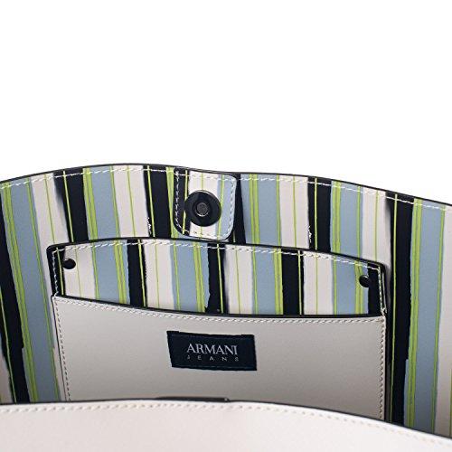 Armani Jeans Castiglia Noir Sac Bianco
