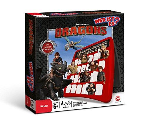 Winning Moves 10890 Dragons Spiel (Spiel Es)