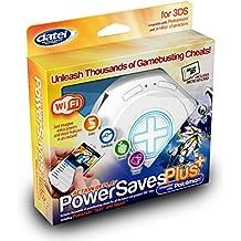 3DS Action Replay Powersaves PLUS 2017 - trampa SIN PC para 3DS Juegos y figuras amiibo