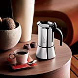 Bialetti Venus Induction Espresso Maker  10 Cup