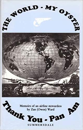 r, Thank You Pan Am: Memoirs of an Airline Stewardess ()