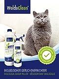 Geruchsneutralisierer Geruchsentferner Katzen-Urin Geruchsvernichter Tier-Uringeruch