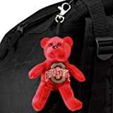 Forever Collectibles NCAA Ohio State Buckeyes 3Schlüsselanhänger Bär, One size, Rot
