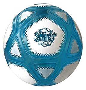 Golden Bear- Balón de fútbol, Color Blanco (Intek SBCB1B)