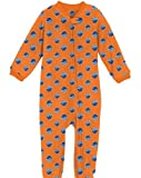 Boise State Broncos Toddler Full Zip Raglan Coverall Sleeper