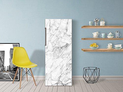 sticker-photo-mural-sticker-autocollant-reparation-refrigerateur-cuisine-design-marmor-weiss-60x150-