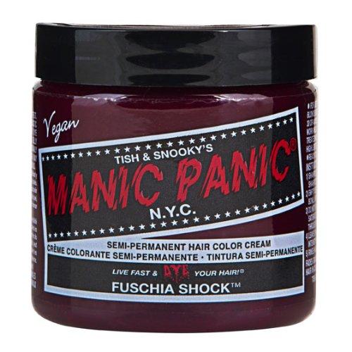 Manic Panic Haartönung FUSCHIA SHOCK (Ppd-haare Färben)