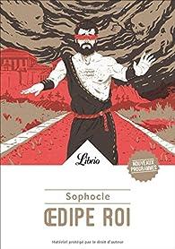 Oedipe roi par  Sophocle