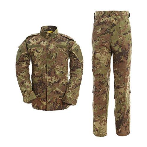 DRAGONPRO AU001 ACU Uniform Set Vegetato Digital L -