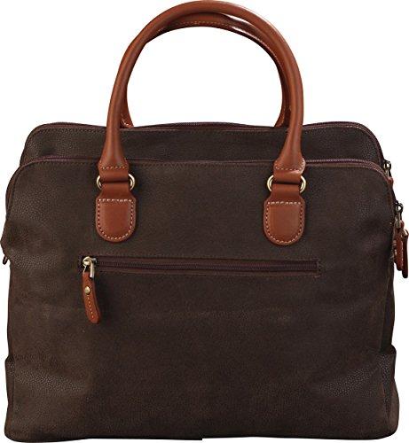 Jump Uppsala Soft borsa aereo 35cm, marrone marrone
