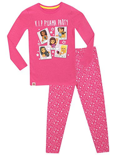 LEGO Friends Girls Friends Pyjamas - Snuggle Fit - Ages 4 To 13 Years