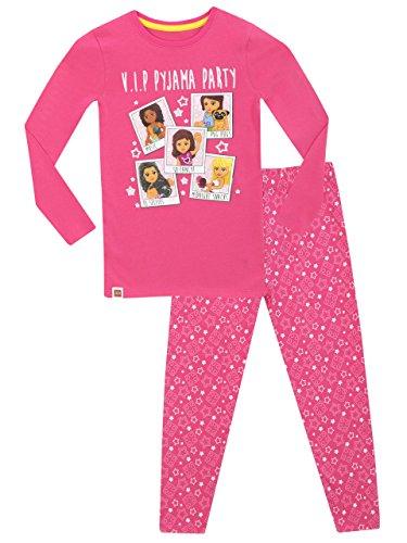 Lego Friends Mädchen Lego Friends Schlafanzug - Slim Fit - 146 cm (Olivia Schlafanzug)