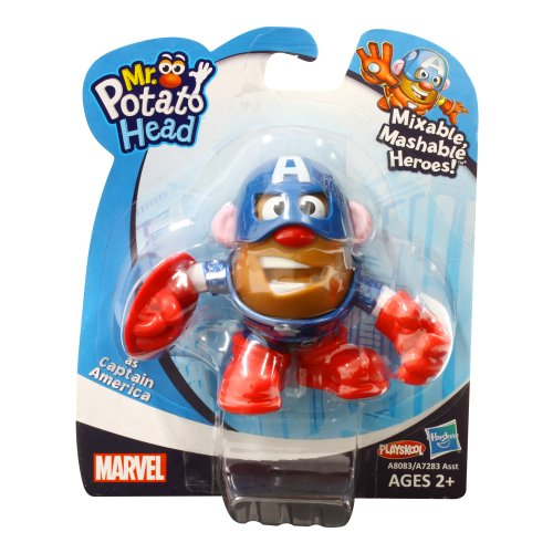 marvel-comics-mini-mr-potato-head-captain-america
