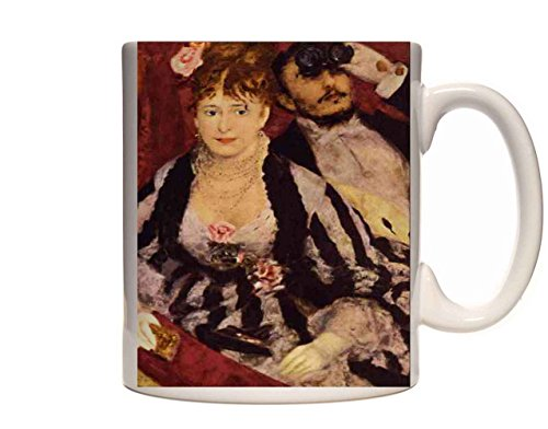 Mug 1215 523011 The Box Auguste Renoir Ceramic Cup Gift Box