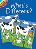 Whats Different (Dover Little Activity Books)
