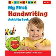 My First Handwriting Activity Book: Develop Early Pencil Control Skills (My First Activity)