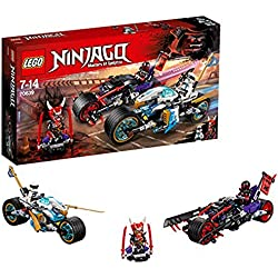 Lego Ninjago (IT) 70639 - Gara su Strada del Giaguaro-Serpente