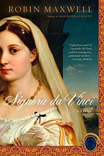 Signora Da Vinci por Robin Maxwell