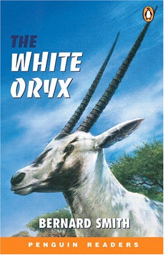 The white oryx