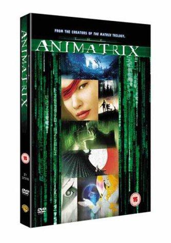 Animatrix DVD (UK-Import)
