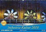 Industrie-Kultur 2019 (Wandkalender 2019 DIN A2 quer): Verfallene und wiederbelebte Industrie-Architektur in Deutschland, im Ganzen wie im Detail (Monatskalender, 14 Seiten ) (CALVENDO Kunst) - Frank Brehm