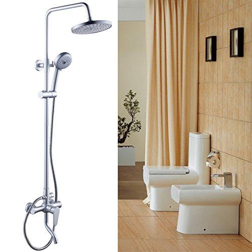 Mdrw-Dusche Duschkopf Dusche, Dusche Qualität Aluminium Raumanzug, Hebezeuge, In Die Wand Art Dusche (Raumanzüge Kinder)