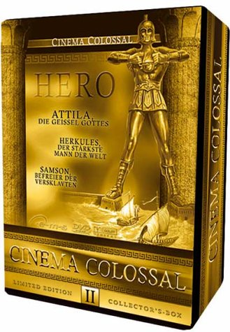Bild von Cinema Colossal Box II - HERO (Ltd. Collector's Edition - 3 DVDs) [Limited Edition]