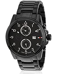 Tommy Hilfiger Analog Black Dial Men's Watch - TH1790961J