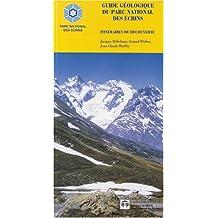 Carte géologique : Découverte géologique, parc Ecrins