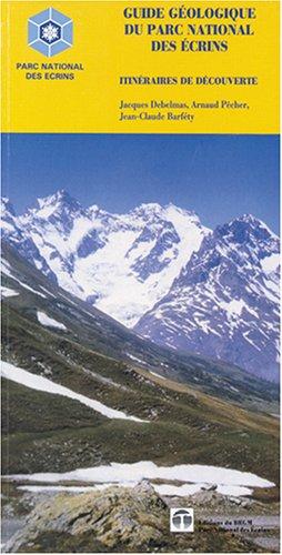 Carte géologique : Découverte géologique, parc Ecrins par Cartes BRGM