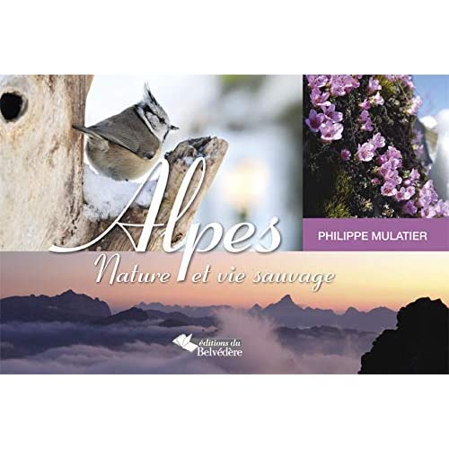 Alpes nature et vie sauvage