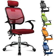 sillas para oficina precios - Amazon.es