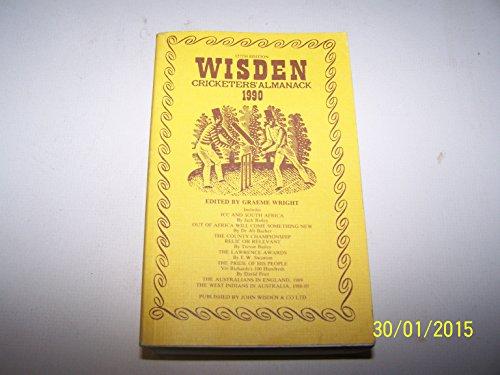 Wisden Cricketers' Almanack 1990