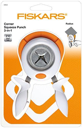 fiskars-5852-squeeze-punch-perforatrice-de-coin-3-en-1-radiant-blanc
