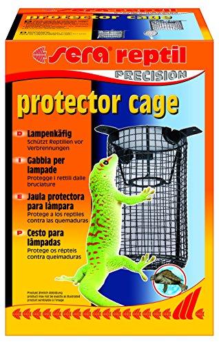 Sera 32030Rettile Protector Cage Protegge rettili da ustioni