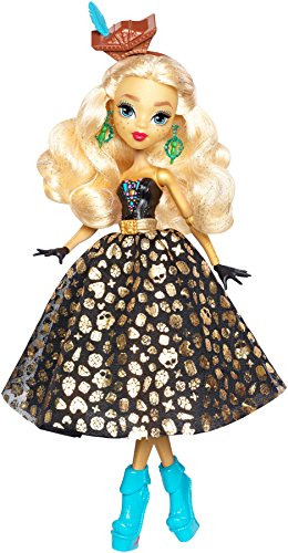Monster High Mattel DTV93 Gruselschiff Dana Treasure Jones Puppe