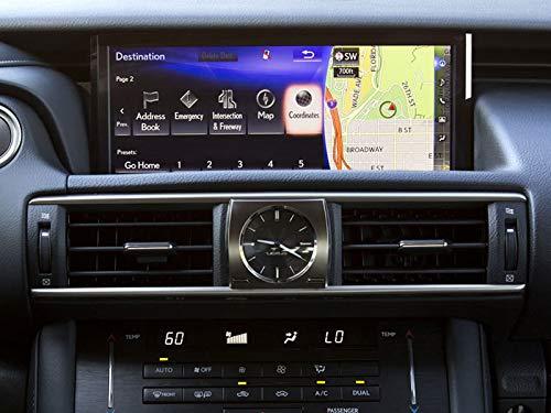 Micro SD Card GPS Lexus Gen8 Europe Russie 2018 2019 v1 - PZ445-US335-0P (Lexus Upgrade Navigation)