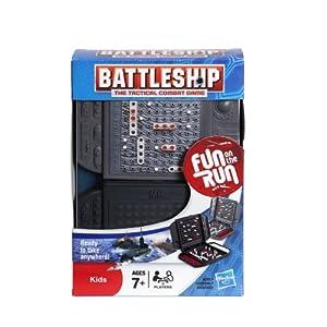 Battleships Travel Board Game