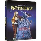 Beetlejuice Exclusive Limited Blu-Ray Steelbook