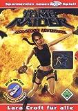Lara Croft - Tomb Raider  (DVD-Spiel) - Mit Angelina Jolie, Jon Voight, Iain Glen, Noah Taylor, Daniel Craig
