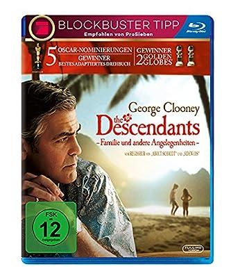 The Descendants - Familie und andere Angelegenheiten [Blu-ray]