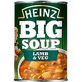 Heinz Cordero Y Verduras Gran Sopa 400g (Paquete de 6)