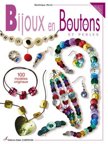 Bijoux en boutons : 60 modèles originaux